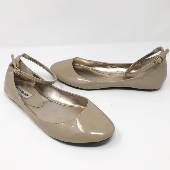 71d8768a131 Steve Madden | Patent Leather Ballet Flats